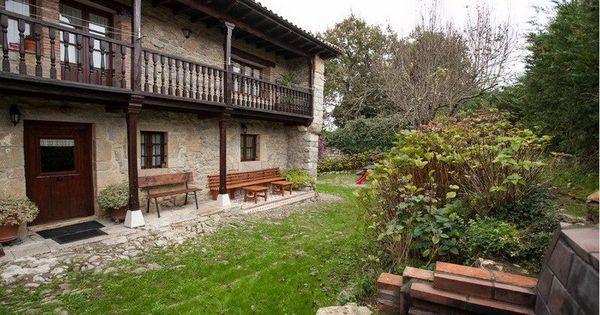 Casa Rural El Piñar De Luey Casa Rural En Luey Cantabria Casa Rural Cerca De La Playa De Berellin Casas Rurales Piñada Estilo En El Hogar