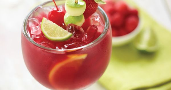 Libations for ladies fun and fabulous feminine drinks - Olive garden green apple sangria ...