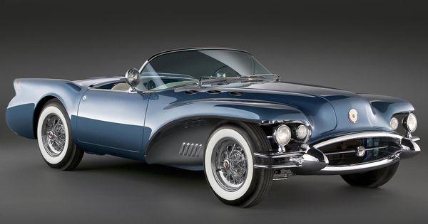 1954 Buick Wildcat II concept car | Designer: Harley Earl