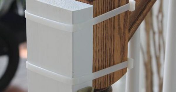 Great Tips: Installing a baby or pet Gate Without Drilling Into the
