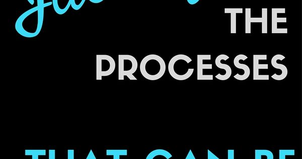 How To Identify The Processes That Can Be Automated | Are you trying to find ways to streamline your business processes, but don't know where to start? In this article I exemplify how to track down workflows so that you can automate them. -- Repin this and then click through to read the article.
