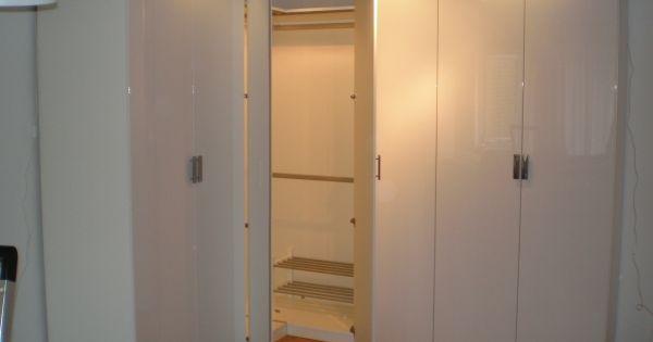 Ikea Pax Garderobekast In Hoek Home ⌂ Bedroom