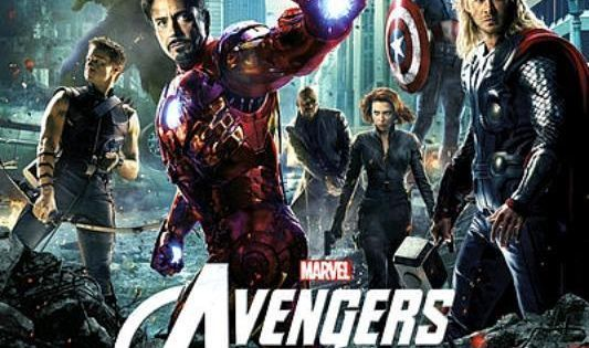 Maxi Poster 61cm x 91.5cm new and sealed Avengers Assemble One Sheet