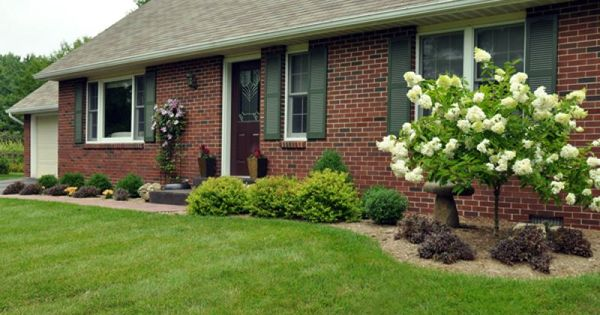 Ideas For Small Front Yards