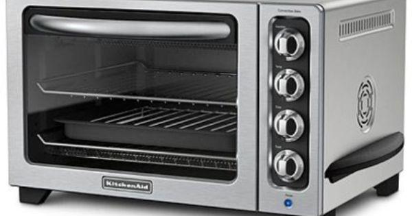 Kitchenaid Countertop Oven Accessories : KitchenAid? Architect Series Countertop Oven - Contour Silver $189.99 ...
