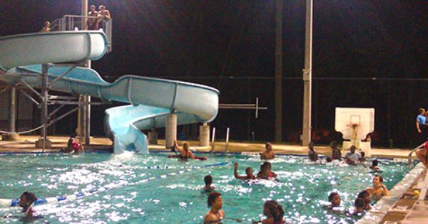 City of tallahassee pool information parks and for Tallahassee pool builders