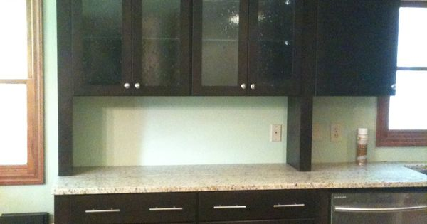 Best Diamond Vibe Cabinetry Bryant Door Dark Ale On Maple 400 x 300