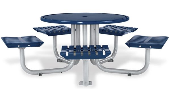 "Round Table Seats 8 Diameter: 5 Flat Seat Latitude 46"" Diameter Round Table By ANOVA"