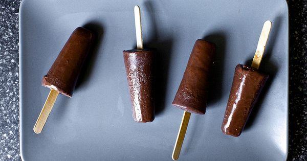 Fudge Popsicles Recipe Smitten Kitchen