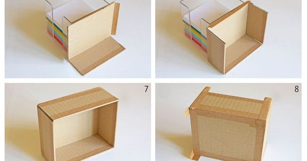 how to make your own google cardboard box