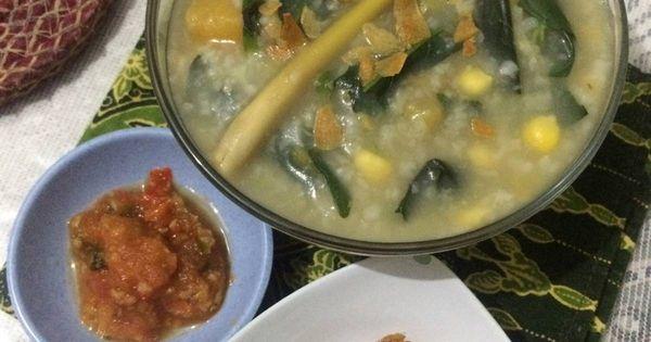 Resep 2 Bubur Manado Tinutuan Ala Fe Selasabisa Oleh Cia Febri Resep Makanan Resep Daun