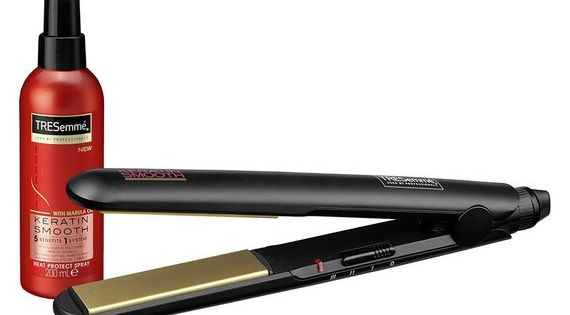 Buy Tresemme Keratin Smooth Control Hair Straightener Hair Straighteners Argos In 2020 Tresemme Keratin Smooth Tresemme Hair Straightener