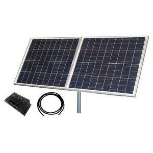 Tycon Tpsk1224160w 160w Solar Panel Kit With Panel44 Pole Mount Cable 12v 24v You Can Get More Det Solar Panel Kits Solar Panels For Home Solar Panel Cost