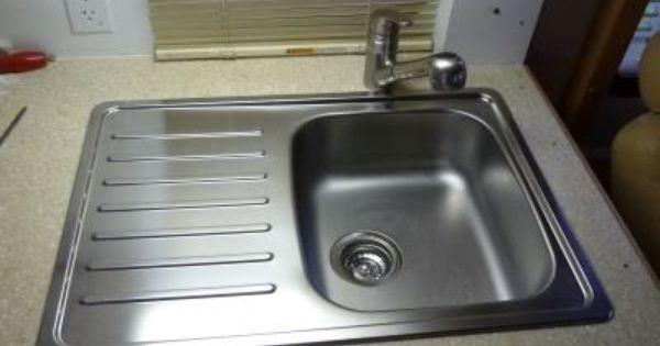 sink replacement sink rv sink
