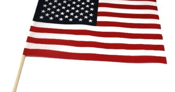 sewed the american flag