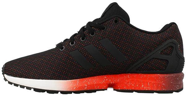 huge discount 5d179 89d6d Adidas ZX Flux AF6327 Originals Training hombres Negro rojo Corriendo  Zapatos   Adidas Originals ZX ...