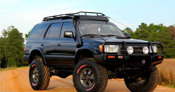 Truck Camping Ideas >> Official 3rd gen 4Runners on 35's Pic Thread - Page 7 ...