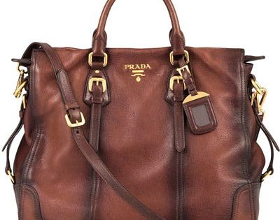 prada- I loveee leather bags this style