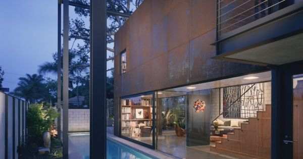 700 palms residence ehrlich architects casas so adas - Limposante residence contemporaine de ehrlich architects ...