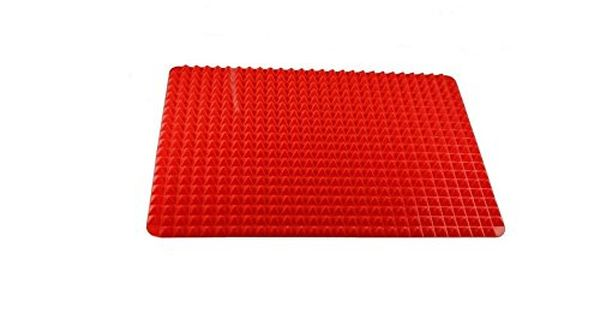 Sharing Star 1 Piece 159x114 Silicone Nonstick Healthy Cooking Baking Mat Baking Sheet Red This Is An Amazon Baking Mat Cooking And Baking Healthy Cooking
