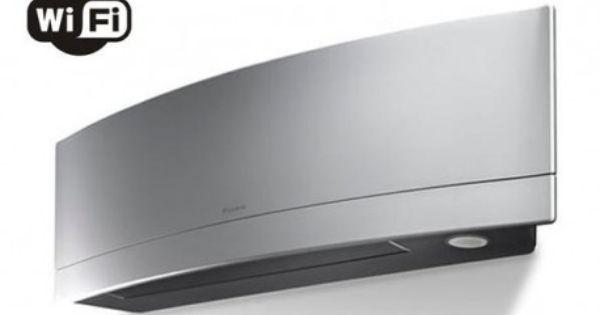 Belle climatisation design emura 2 daikin am nagement for Design d interieur a distance