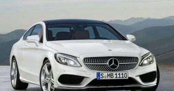 Epically Classically Mercedes Benz Mercedes C Class Coupe