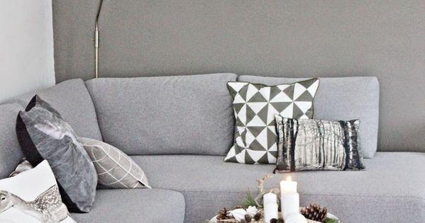 wohnen in grau und wei livingdreams scandi living pinterest grau und wei grau und wohnen. Black Bedroom Furniture Sets. Home Design Ideas