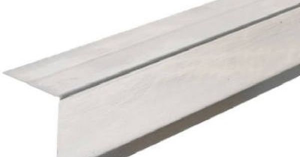 Amerimax Home Products 5600400120 C3 Standard Galvanized Drip Edge 10 Ft Pack Of 50 For More Information Visit Image Drip Edge Roof Drip Edge Wood Roof