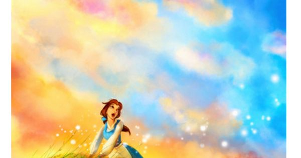 Beautiful Disney Paintings Disney Art