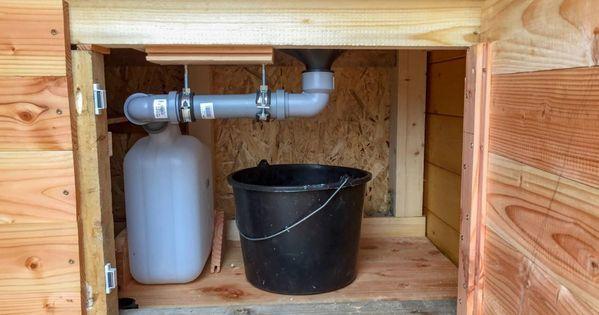 Eine Trenntoilette Selber Bauen Step By Step Zum Diy Kompostklo Gartentoilette Kompost Komposttoilette