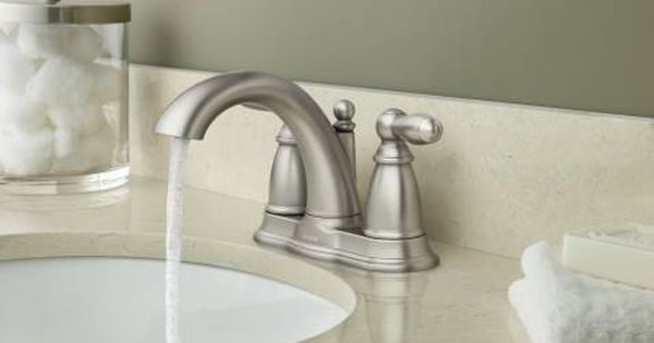 Moen Brantford Model 6610BN Bathroom