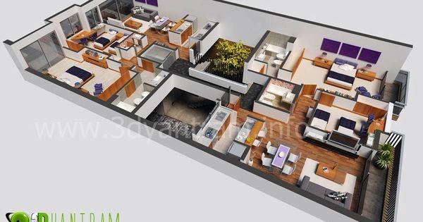 Plan De Piso 3d Design Capetown South Africa Home Design Plans Floor Plan Design House Plan Creator