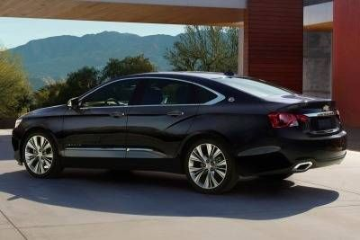 2017 Chevrolet Impala Premier Sedan Exterior Options Shown Chevrolet Impala Impala Ltz Chevrolet Sedan