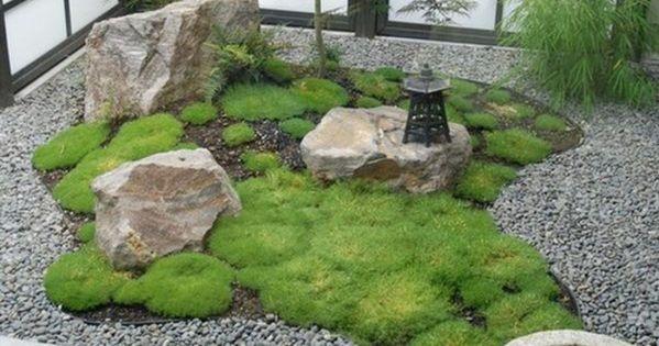 Japanischer garten inspiration f r eine harmonische for Gartengestaltung zinkwanne