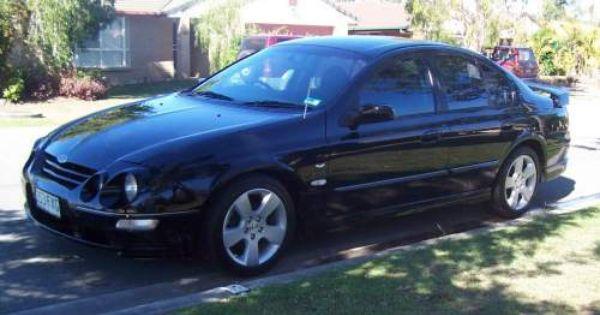 Ford Falcon Xr6 2001 Au2 Vct Tickford Xr6 5 Speed Tickford H