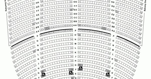 Paramount Theater Oakland Seating Chart In 2020 Seating Charts Paramount Theater The Incredibles