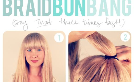 Braided bun up do tutorial. Braided bun. Up do. Hair tutorial. Elegant