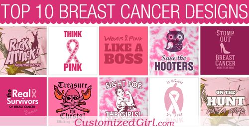 Top Ten Breast Cancer Awareness Sayings And Slogans