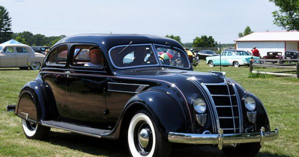 1935 Chrysler Imperial Coupe Chrysler Imperial Chrysler Cars