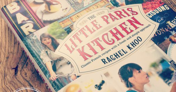 The Little Paris Kitchen cookbook - this is on my Christmas wish