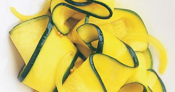 Pickled zucchini, Zucchini ribbons and Zucchini on Pinterest