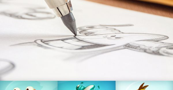 Character Design Tips And Tricks : Btw check out cool art and iphone cases here http