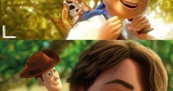 3wonderful movies~ Toy Story ~ I will forever cherish these movies. As