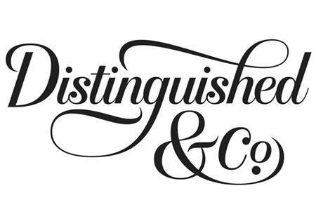 Distinguished Font Typography Pinterest Best