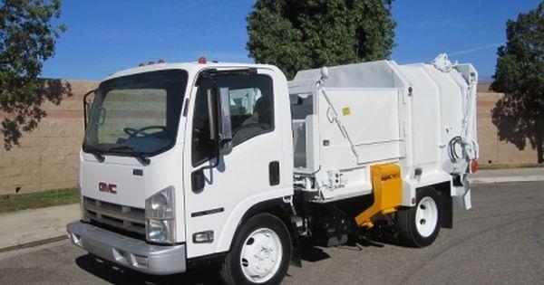 Pin On Side Loader Garbage Trucks For Sale