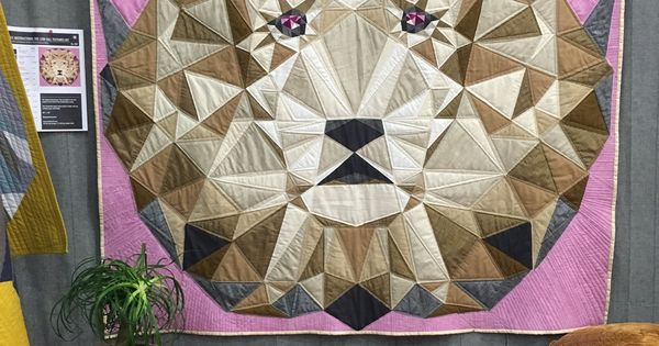 Violet Craft Jungle Abstractions Quiltmarket Quilt