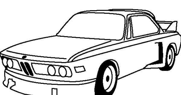 1972-bmw-coloring-page | Ausmalen | Pinterest | Ausmalen