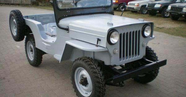 Pin En Jeeps