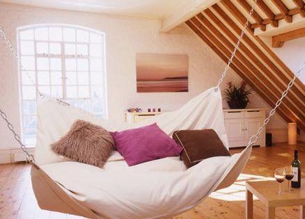 le beanock hammock
