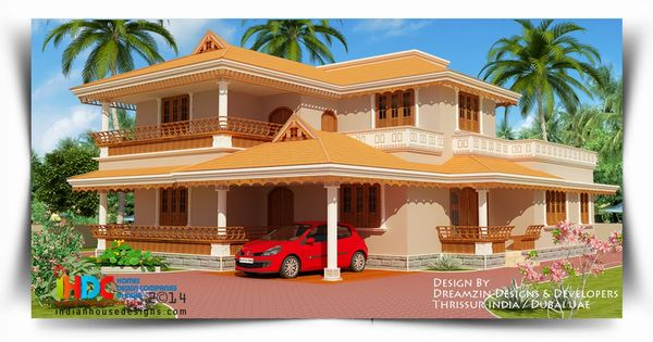 Nice indian house design find home designs and ideas for a for Nice home designs kerala